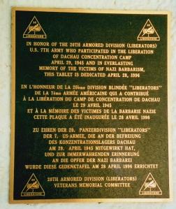 Dachau_US Troops free Dachau