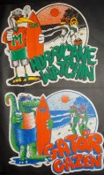 Sports Products of America - Screen Printing 1985