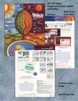 Catalog for Falco Manufacturing 1986-1994