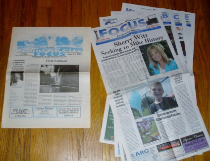 Knoxville Focus Newspaper - 2003 - 2008